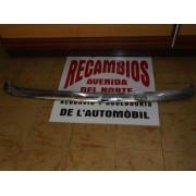 PARAGOLPES DELANTERO SIN GOMA SEAT 124 ANTIGUO PARA RESTAURAR