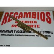 GUIA CRISTAL LARGO 39,3 mm DISTANCIA ENTRE TUERCAS 87 mm