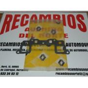 JUNTA COLECTOR ADMISION PEUGEOT 205 CITROEN VISA Y BX RENAULT 14 REF ORG 7910030796