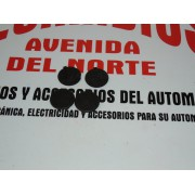 TAPA CUBIERTA MOTOR JUUEGO DE 4 TAPAS SEAT ALHAMBRA Y TOLEDO I REF ORG. 028103937