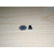 GRAPA FIJACION REVESTIMIENTO PLASTICOS AUDI SEAT VW SKODA 811807577C