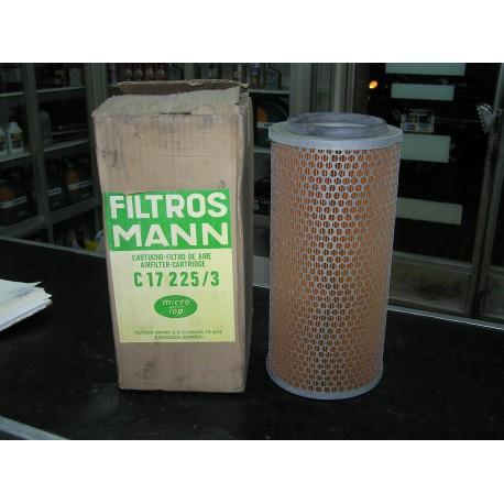 FILTRO AIRE MANN C17 225/3