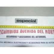 ANAGRAMA TRASERO SEAT 124 FL ESPECIAL