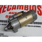 MOTOR DE ARRANQUE SEAT FIAT LANCIA REF FEMSA MTS 12-48