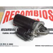 MOTOR DE ARRANQUE SEAT FIAT MODELOS EN LA FOTO REF BOSCH 0986010880