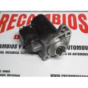 MOTOR ARRANQUE VOLKSWAGEN AUDI SEAT FORD REF ORG,BOSCH 020911023F