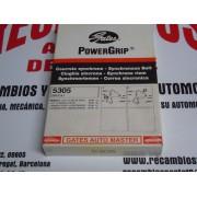 CORREA DISTRIBUCION RENAULT CLIO Y EXPRESS MOTOR 1900 DIESEL DEL 90 AL 96 REF 5305