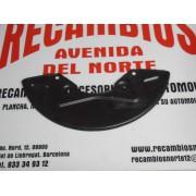 CHAPA PROTECTORA DE DISCO DE FRENO SEAT VOLKSWAGEN REF ORG, 357815311A