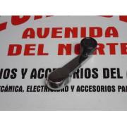 MANETA ELEVALUNAS METALICA CROMADA FIAT 130-132