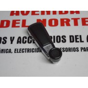 MANETA ELEVALUNAS INTERIOR DE PLASTICO SEAT 132