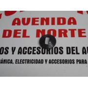 ESCUDO MANETA DE PLASTICO NEGRO APERTURA PUERTA INTERIOR SEAT 600 124 124 131