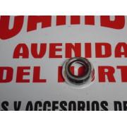 ESCUDO MANETA ELEVALUNAS CROMADA SEAT 127