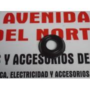 ESCUDO MANETA ELEVALUNAS NEGRA SEAT 127