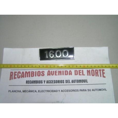 ANAGRAMA 1600 SEAT 132