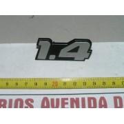 ANAGRAMA LATERAL SEAT RONDA 1.4 DERECHO