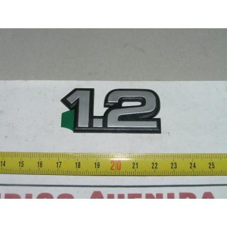 ANAGRAMA 1.2 ADHESIVO SEAT IBIZA MALAGA