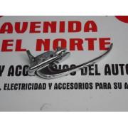 MANETA APERTURA PUERTA DERECHA METAL CROMADA SEAT 600 N Y D