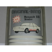 KIT BANDA LATERAL RENAULT 18 TURBO PLATA
