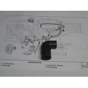 MANGUITO CODO DE GASES SEAT 1430124 BIARBOL 131