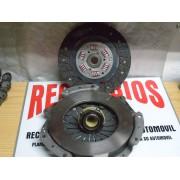 KIT EMBRAGUE VALEO SEAT 124 1430 131 DIAMETRO 215 mm