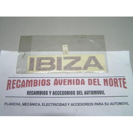 PAREJA ADHESIVOS SEAT IBIZA COLOR GRANATE
