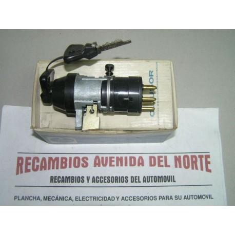 CLAUSOR LLAVE DE CONTACTO ANTI ROBO CITROEN DYANE 6 REF 12-48