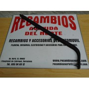 MOLDURA INFERIOR FARO IZQUIERDO RENAULT 9-11 DEL 87 REF ORG, 7700773688