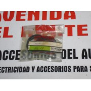 KIT REPARACION GOMAS PINZA PISTON FRENO TRASERO CITROEN BX REF ORG, 96995632