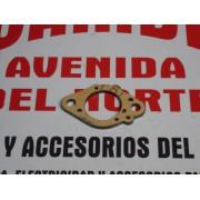 PLATINA BAQUELITA CARBURADOR SEAT PANDA RITMO 128 ALFASUD REF 7060