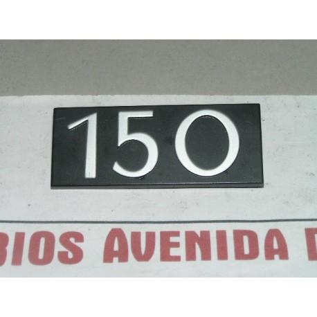 ANAGRAMA 150 CHRYSLER