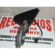 ESPEJO EXTERIOR IZQUIERDO ELECTRICO (SOLO ARMAZON SIN CARCASA NI CRISTAL) SEAT LEON TOLEDO DESDE EL 99 REF ORG, 1M0867933 LI