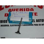 JUEGO DE 4 VALVULAS DE ADMISION RENAULT 12