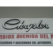 ANAGRAMA CHRYSLER 180