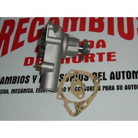 BOMBA DE AGUA Y JUNTAS SEAT 124 Y 1430