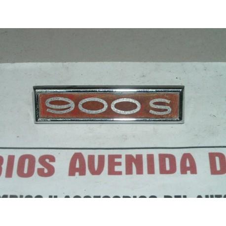 ANAGRAMA SIMCA 900 S METALICO DE OCASION