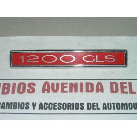 ANAGRAMA SIMCA 1200 GLS