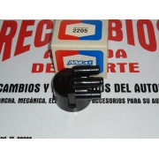 TAPA DELCO BOSCH SIMCA 1200 TABOT 1200 RENAULT 5 Y 7 REF ANGLI 2205 BOSCH 1235522217