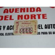 JUEGO DE RETENES VALVULAS RENAULT 9-11-SUPERCINCO REF AJUSA R-4145-J
