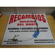 CABLE ACELERADOR RENAULT 6 SUPER LARGO 52 cms REF ORG, 7702005831 PT 2624