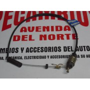 CABLE ACELERADOR CITROEN GS LARGO 735 mm PT 3817