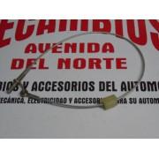CABLE FRENO DE MANO FORD FIESTA 63 CMS LARGO