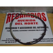 CABLE FRENO DE MANO RENAULT 12 FAMILIAR REF ORG, 7700536938 PT 2718