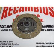 DISCO EMBRAGUE VOLKSWAGEN GOLF 1600 GTI 1,6 DF Y TD TRANSPORTE 3 REF ORG, 068141035