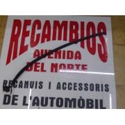 MOLDURA PERFIL PARABRISAS DELANTERO DERECHO SEAT LEON TOLEDO REF ORG, 1M0854328C