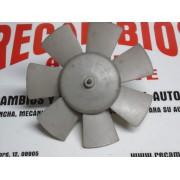 MOTOR ELECTRICO VENTILADOR CALEFACCION RENAULT 5 REF ORG, 7701027046 VALEO 698023