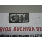 ANAGRAMA REJILLA RENAULT 18 GTL