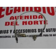 CABLE ACELERADOR MORRIS MINI MG AUTHI LARGO 545 mm