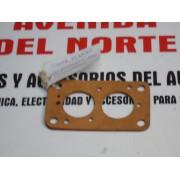 JUNTA PLATINA CARBURADOR WEBER SEAT 131 DIPLOMATIC 2000