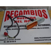 PIOTO DELANTERO DERECHO COMPLEO BICOLOR CON CABLEADO SEAT 127 CL Y 131
