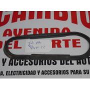 JUNTA DE GOMA PILOTO TRASERO RENAULT 4